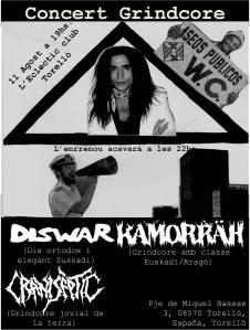 11.8.2012 CRANI SEPTIC,KAMORRAH,DISWAR